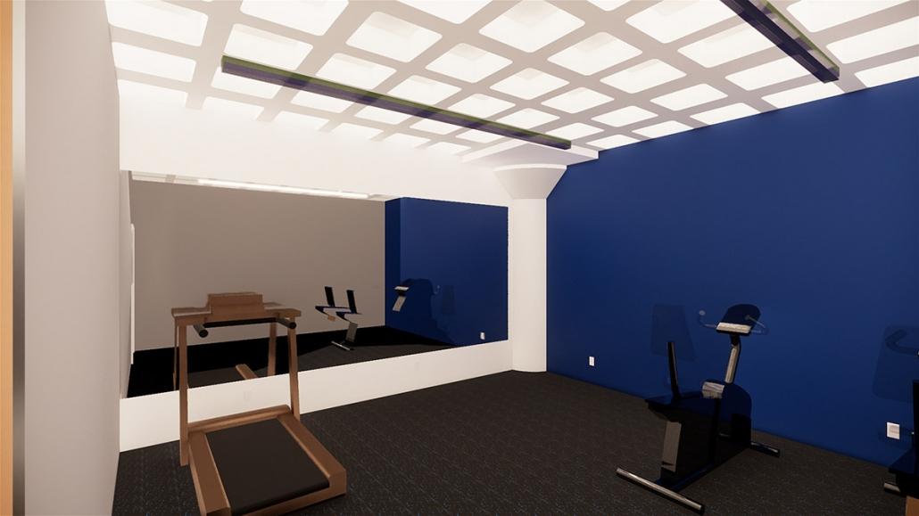 Workspace: Gym